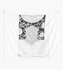 Emissarily Objectified Wall Tapestry