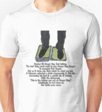 Burger King Foot Lettuce Meme Unisex T-Shirt