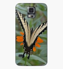 Tiger Swallowtail Butterfly Case/Skin for Samsung Galaxy