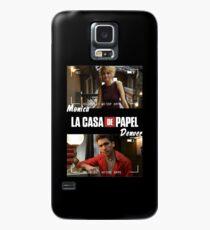Denver x Monica - La Casa De Papel Case/Skin for Samsung Galaxy