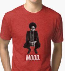 NINA SIMONE | MOOD (ISSA RAE) Tri-blend T-Shirt