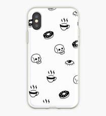 Emily Bett's Shirt Design iPhone Case