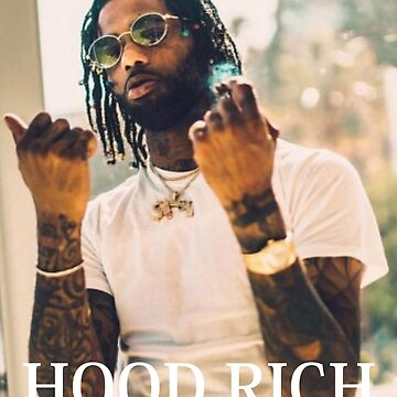 Hood Rich Pablo Juan by NoahandSons