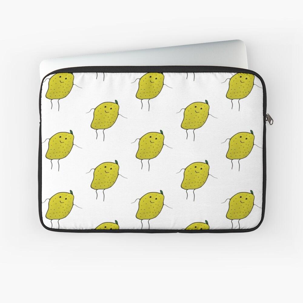 Zitronen Junge Laptoptasche