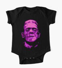 Frankenstein - A study in Pink One Piece - Short Sleeve
