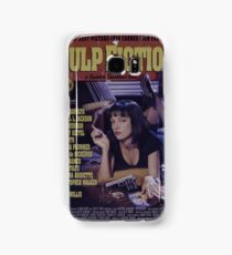 Pulp Fiction Poster Samsung Galaxy Case/Skin