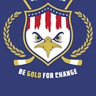 Be Gold For Change by swiener