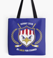 Be Gold For Change Tote Bag