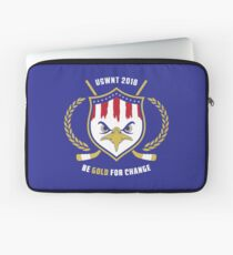 Be Gold For Change Laptop Sleeve