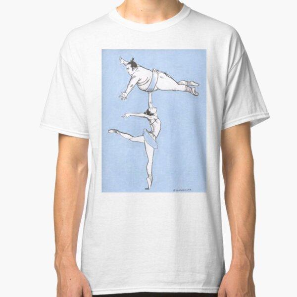Sumo Ballet  Classic T-Shirt