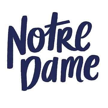 Norte Dame  by ehoehenr