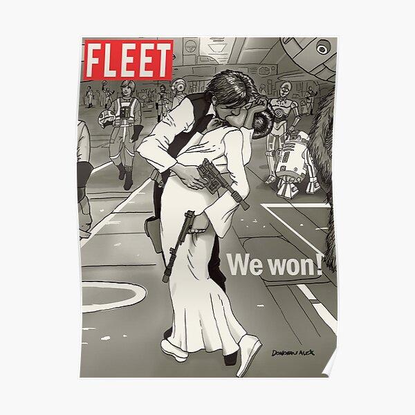 Fleet We Won Poster