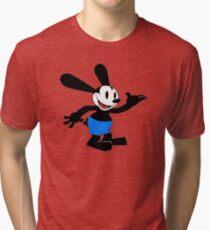 Lucky Rabbit Tri-blend T-Shirt
