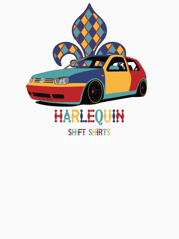 Shift Shirts Harlequin by ShiftShirts