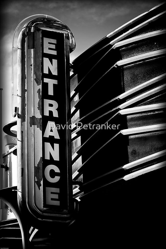 Entrance by David Petranker