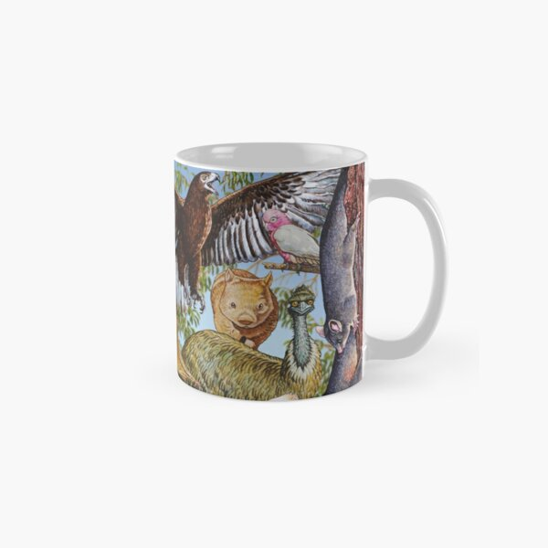 Australian Animals Classic Mug