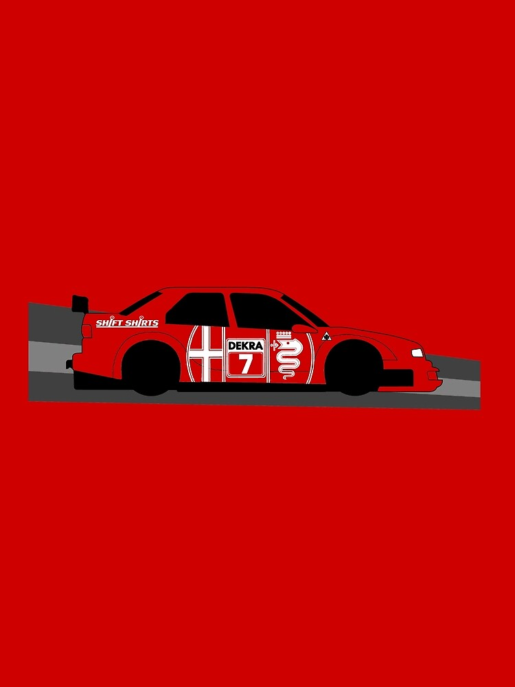 Shift Shirts Successful Campaign - Touring Car Inspired by ShiftShirts