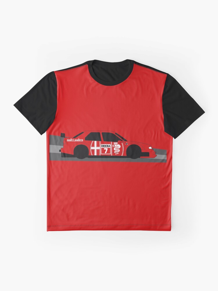 Alternate view of Shift Shirts Successful Campaign - Touring Car Inspired Graphic T-Shirt