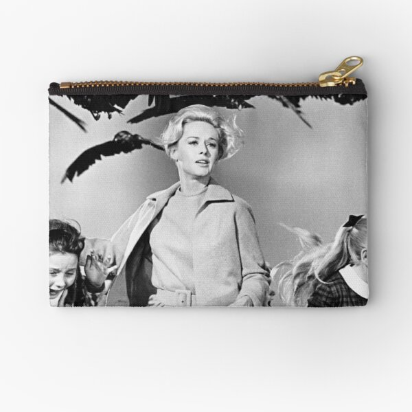Tippi And The Birds Zipper Pouch