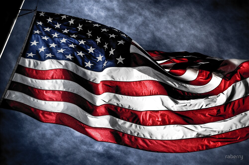 """""""Stars and Stripes""""  II by raberry"""