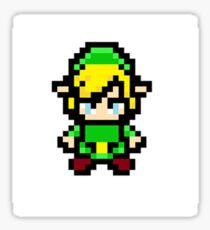 Pixel Link Sticker
