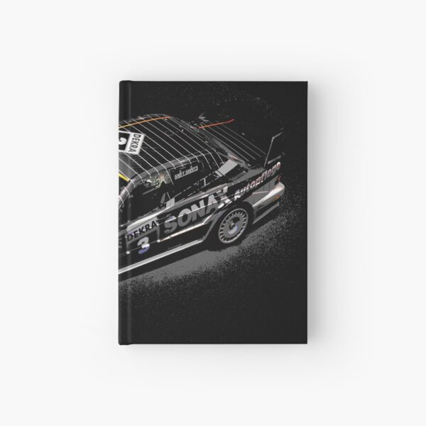 Shift Shirts Track to Road - MB DTM Inspired Hardcover Journal