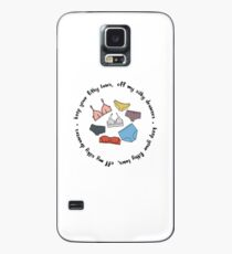 Keep Your Filthy Paws, Off My Silky Drawers Case/Skin for Samsung Galaxy