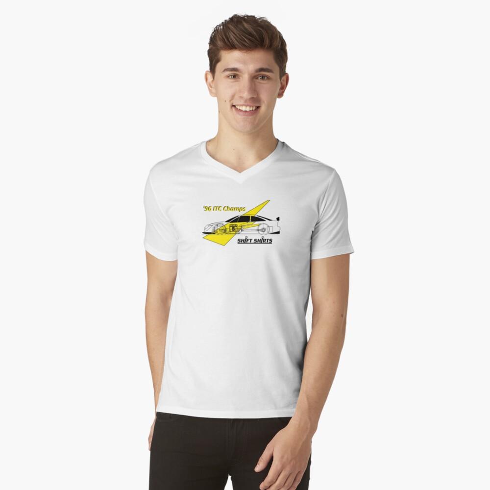 Shift Shirts 75 Degrees - DTM Inspired V-Neck T-Shirt