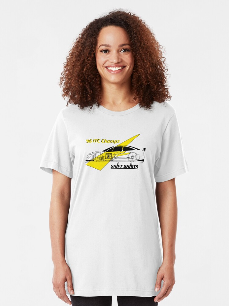 Alternate view of Shift Shirts 75 Degrees - DTM Inspired Slim Fit T-Shirt