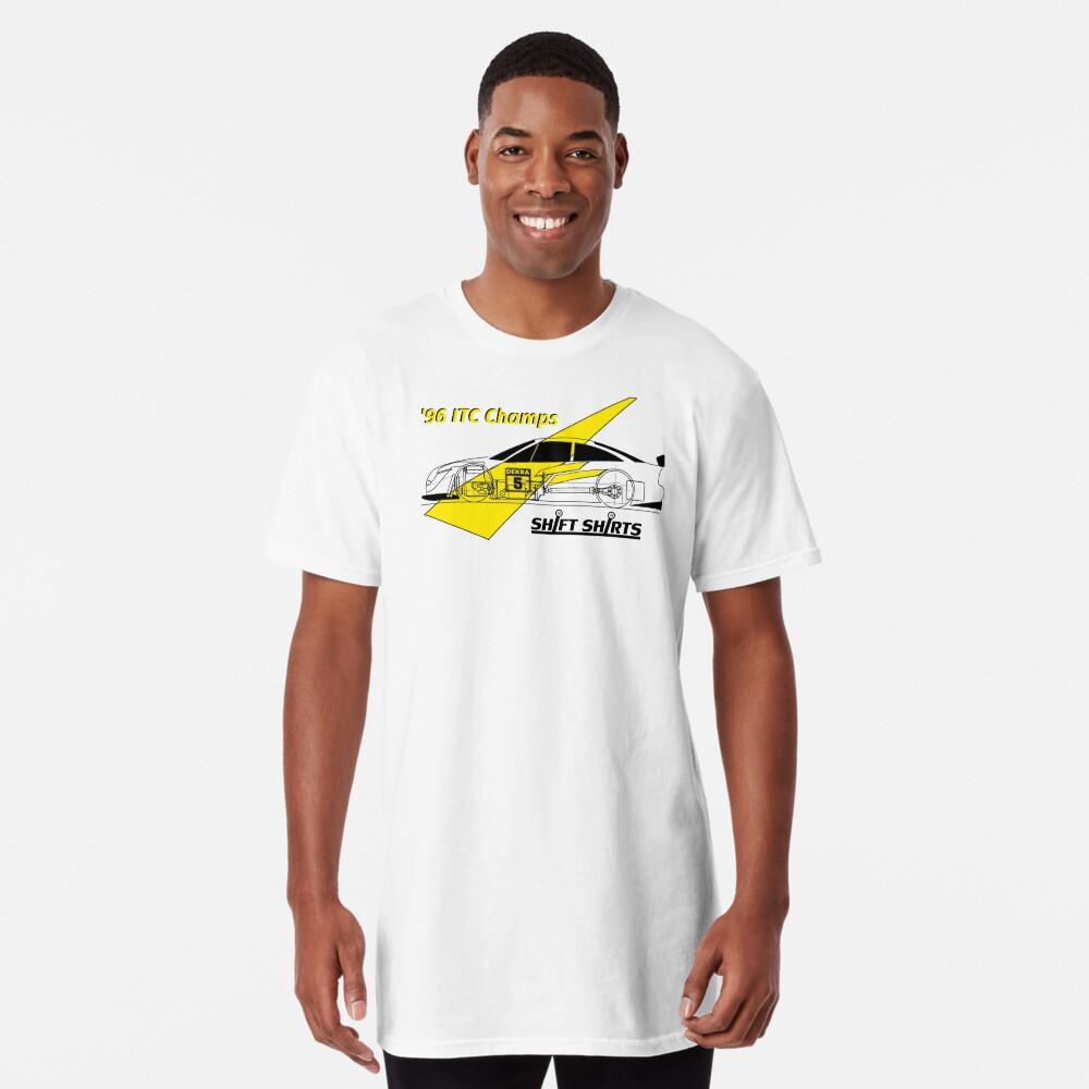 Shift Shirts 75 Degrees - DTM Inspired Long T-Shirt
