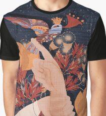 libiration bird Graphic T-Shirt