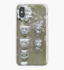 Wall Plaques iPhone Case/Skin