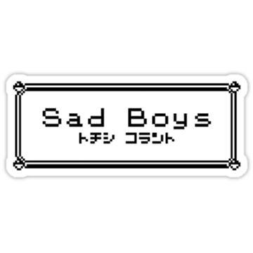 SAD BOY CLUB by LoganFilms