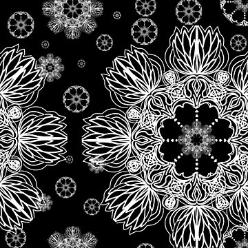 Floral Abstract by 365Days