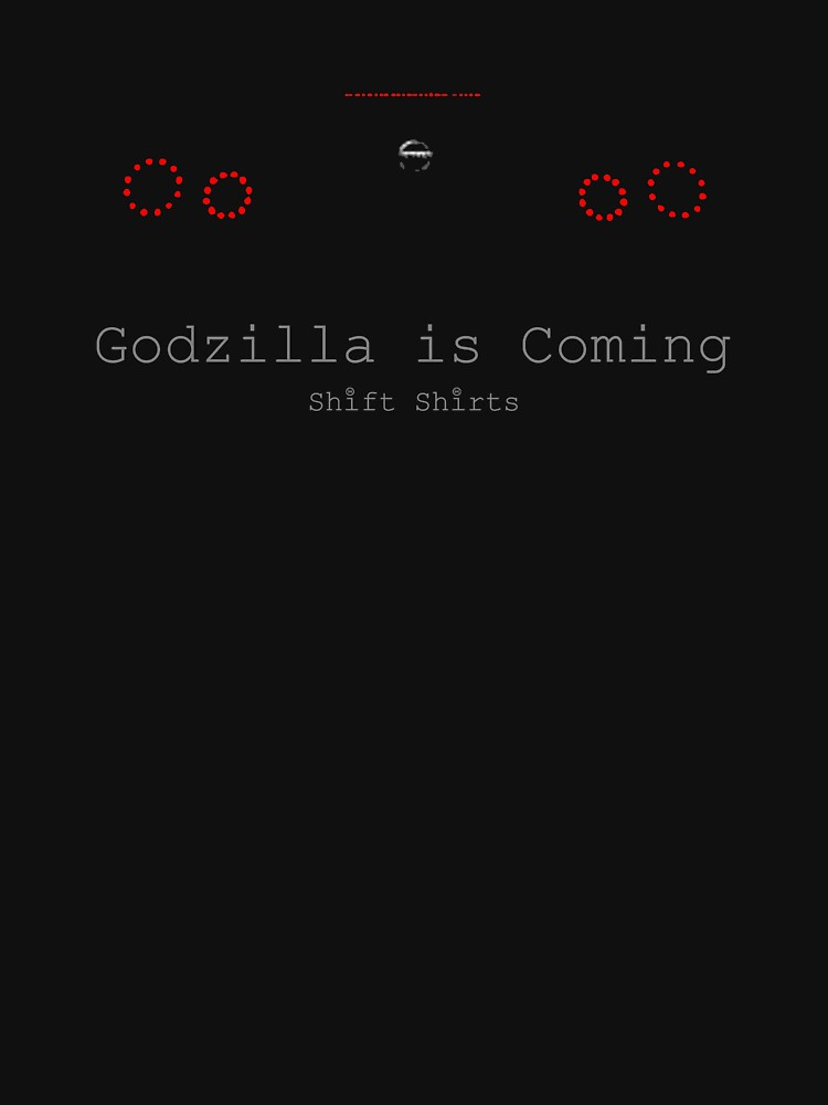 Shift Shirts Gawdzilla is Back – R35 Inspired by ShiftShirts