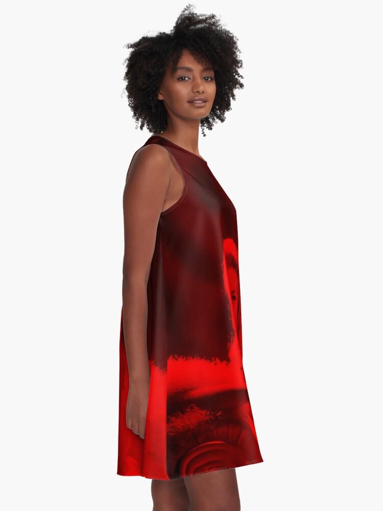 Alternate view of Elizabeth Montgomery - Celebrity A-Line Dress