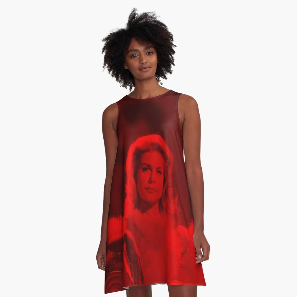 Elizabeth Montgomery - Celebrity A-Line Dress