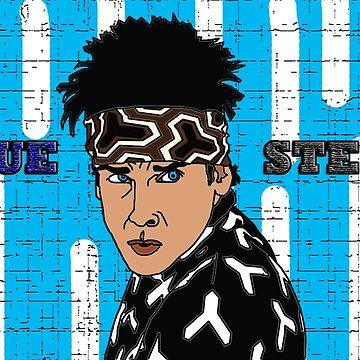 Blue Steel by PirateJ
