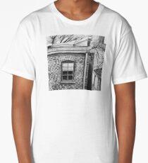 Abandoned Building Long T-Shirt