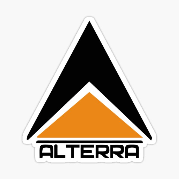 Alterra Sticker