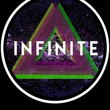 INFINITE - Universe  by SimplisticArts
