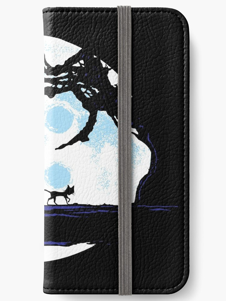 Perfect Moonwalk Iphone Wallet By Daletheskater Redbubble