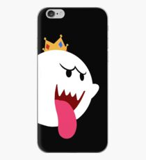 King Boo! Simplistic Design iPhone Case