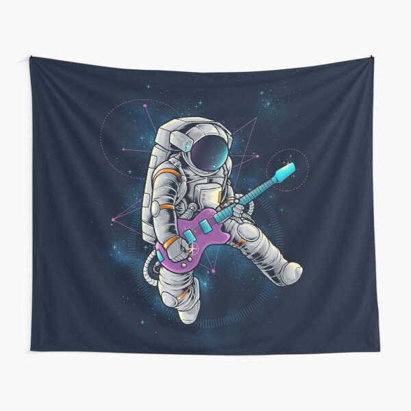 Spacebeat Rocker Tapestry