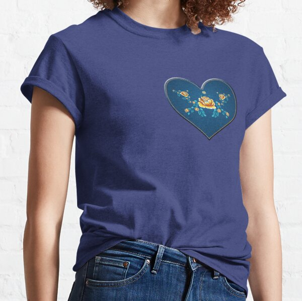Retro Kiss Love Romance Womens Shirt Clothes  DIY Iron on Patch Applique Comics