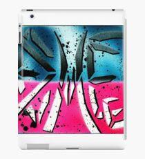 Tag Variation #2 iPad Case/Skin
