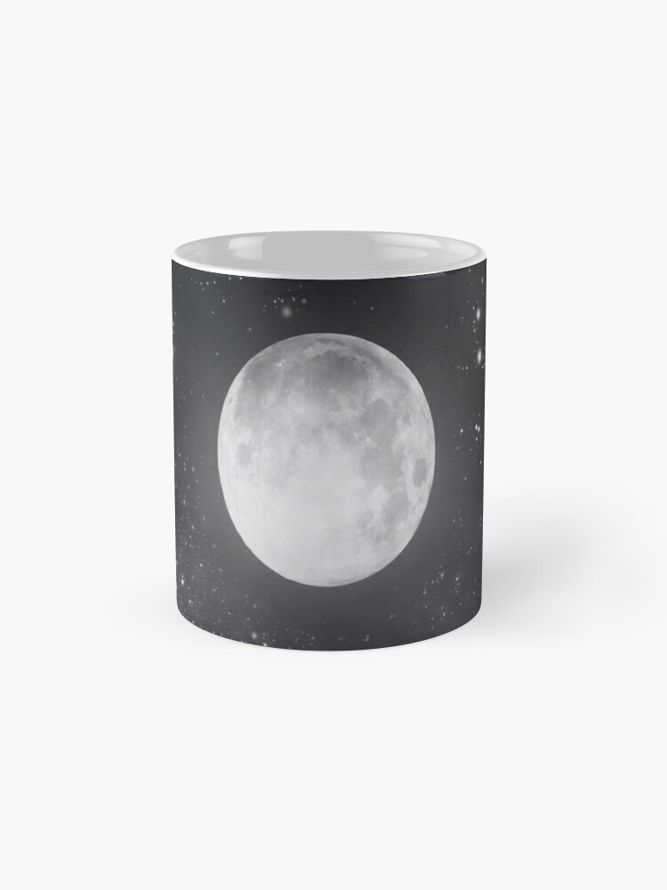 Alternate view of Touch of the moon II Mug