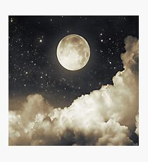 Touch of the moon I Photographic Print