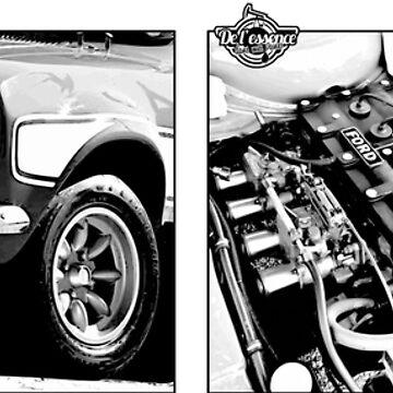 Car Legend Escort RS by DLEDMV