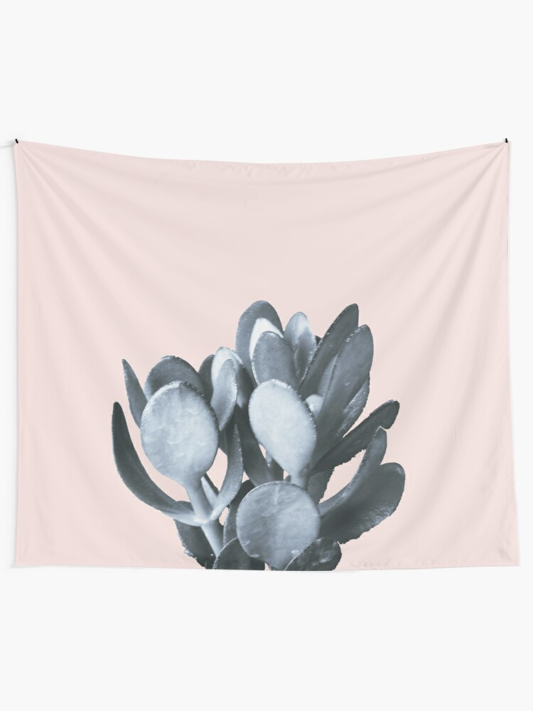 Alternate view of Cactus collection BL-II Tapestry